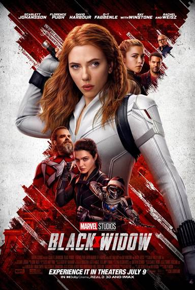 Black Widow Theatrical Review