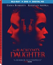 The Blackcoat's Daughter Blu-ray Review