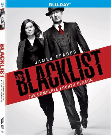 The Blacklist: The Complete Fourth Season Blu-ray Review
