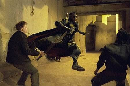 Blade II © New Line Cinema. All Rights Reserved.