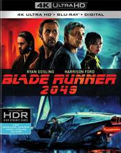 Blade Runner 2049 4K Ultra HD Review