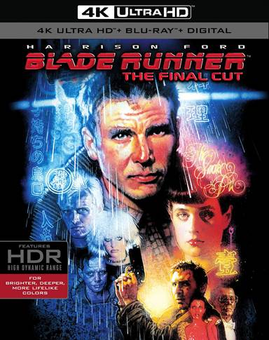 Blade Runner 4K Ultra HD Review