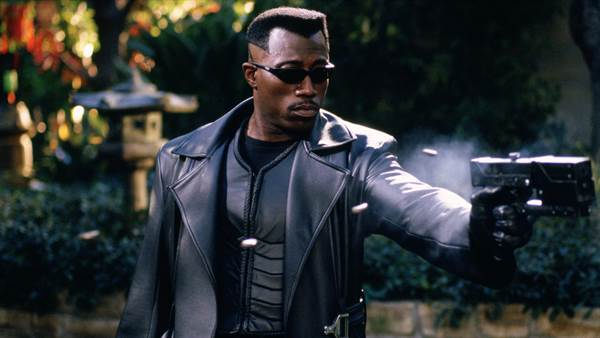 Blade © New Line Cinema. All Rights Reserved.