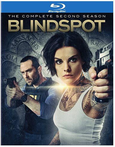 Blindspot: The Complete Second Season Blu-ray Review