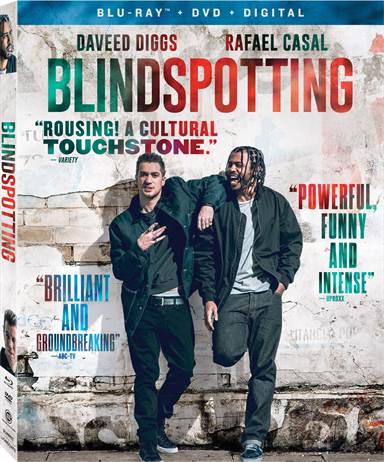 Blindspotting Blu-ray Review
