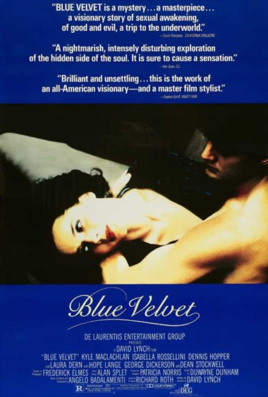 Blue Velvet © Paramount Pictures. All Rights Reserved.