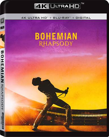 Bohemian Rhapsody 4K Ultra HD Review