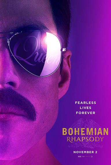 Bohemian Rhapsody © 20th Century Fox. All Rights Reserved.
