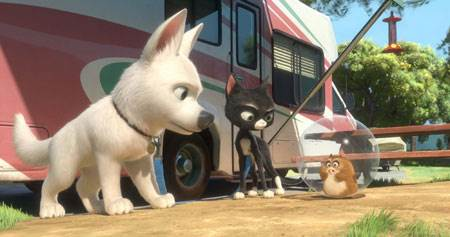 Bolt © Walt Disney Pictures. All Rights Reserved.