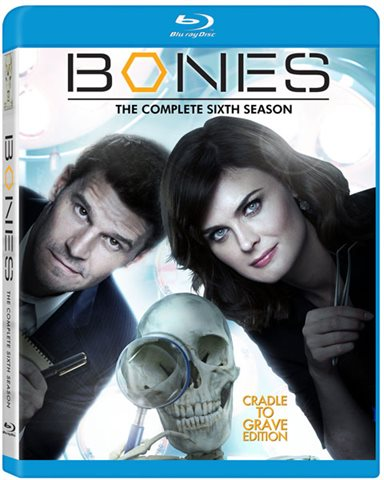 Bones: The Complete Sixth Season Blu-ray Review