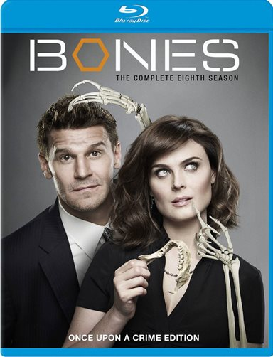 Bones: The Complete Eighth Season Blu-ray Review