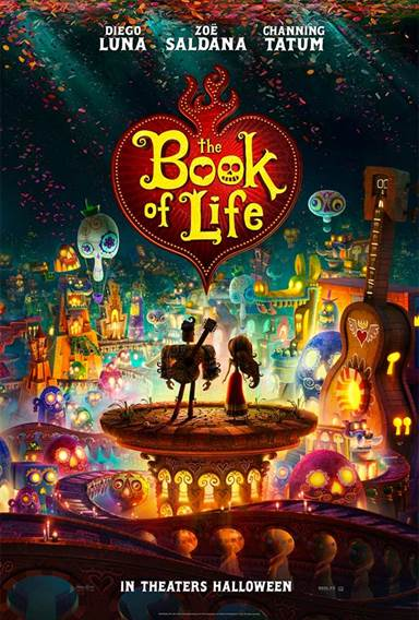 Book of Life © 20th Century Fox. All Rights Reserved.