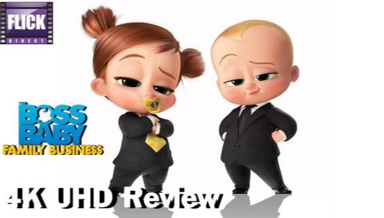 4K UHD Video Review