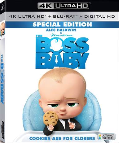 The Boss Baby 4K Ultra HD Review