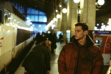 The Bourne Identity © Universal Pictures. All Rights Reserved.