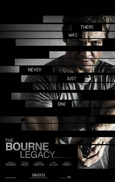 The Bourne Legacy © Universal Pictures. All Rights Reserved.