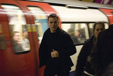 The Bourne Ultimatum © Universal Pictures. All Rights Reserved.