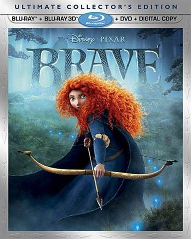 Brave Five-Disc Ultimate Collector's Edition Blu-ray Review