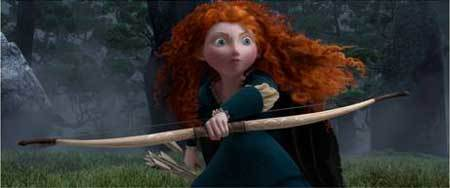 Brave © Walt Disney Pictures. All Rights Reserved.