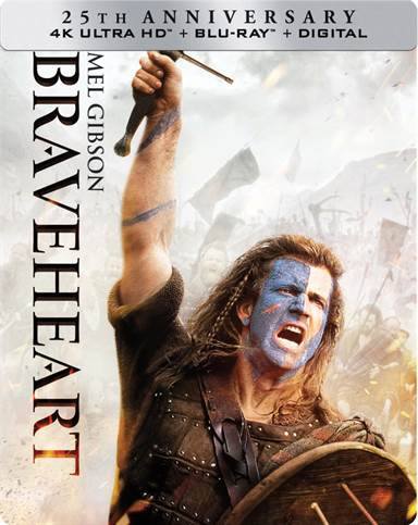 Braveheart 4K Ultra HD Review