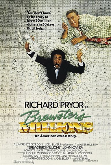 Brewster's Millions © Universal Pictures. All Rights Reserved.