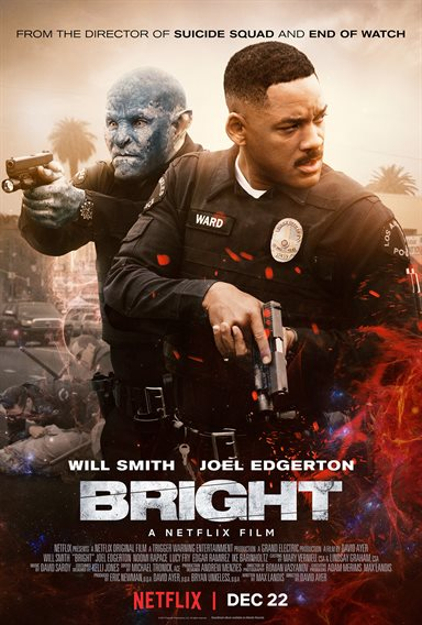 Bright © Netflix. All Rights Reserved.