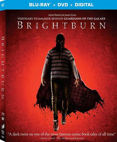 BrightBurn Blu-ray Review