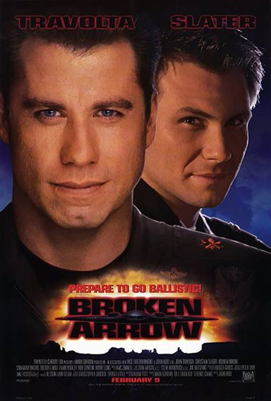 Broken Arrow © 20th Century Fox. All Rights Reserved.