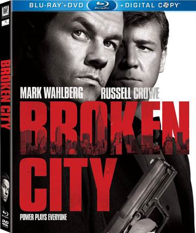 Broken City Blu-ray Review