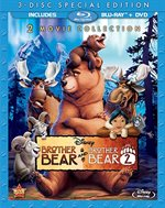 Brother Bear Blu-ray Review