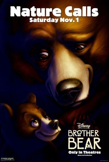 Brother Bear © Walt Disney Pictures. All Rights Reserved.