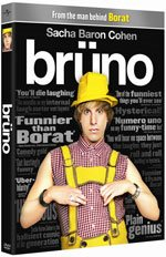 Brüno DVD Review