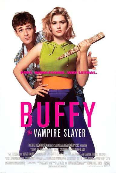 Buffy The Vampire Slayer - The Movie © 20th Century Fox. All Rights Reserved.