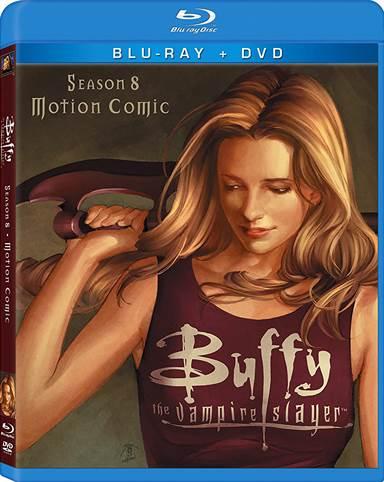 Buffy the Vampire Slayer: Season 8 Motion Comic Blu-ray Review
