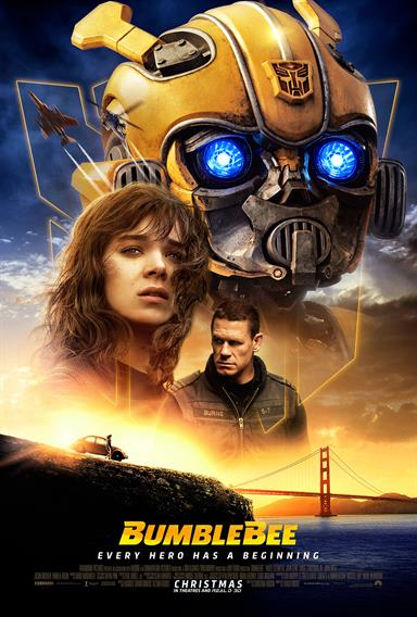 Bumblebee © Paramount Pictures. All Rights Reserved.