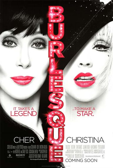 Burlesque © Screen Gems. All Rights Reserved.