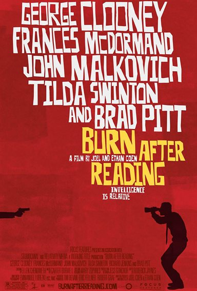 Burn After Reading © Focus Features. All Rights Reserved.