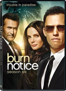 Burn Notice: Season Six DVD Review