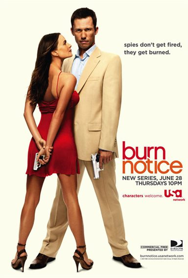 Burn Notice © 20th Century Fox. All Rights Reserved.