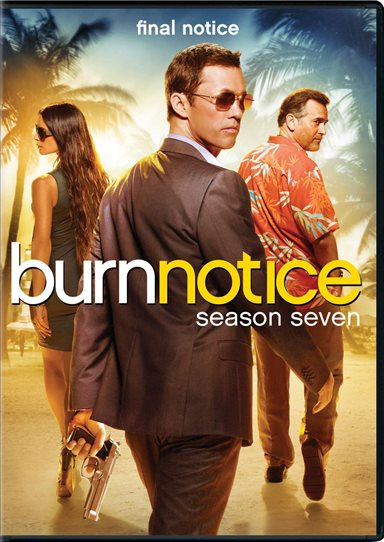 Burn Notice: Season Seven DVD Review