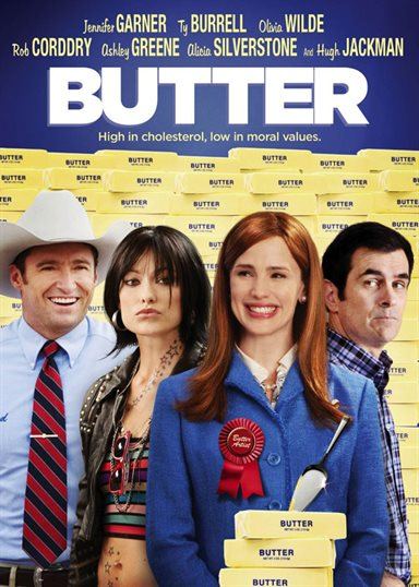 Butter DVD Review