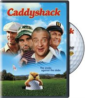 Caddyshack DVD Review