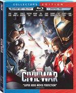 Captain America: Civil War Theatrical Review