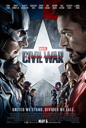 Captain America: Civil War Theatrical Review