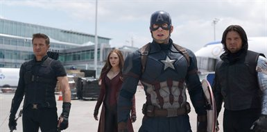 Captain America: Civil War © Walt Disney Pictures. All Rights Reserved.
