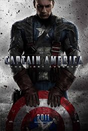 Captain America: The First Avenger Theatrical Review