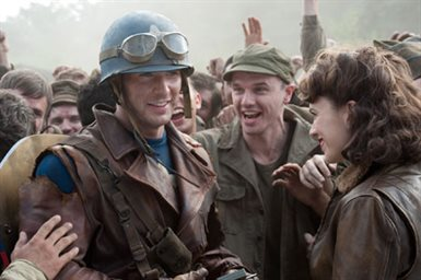 Captain America: The First Avenger © Paramount Pictures. All Rights Reserved.