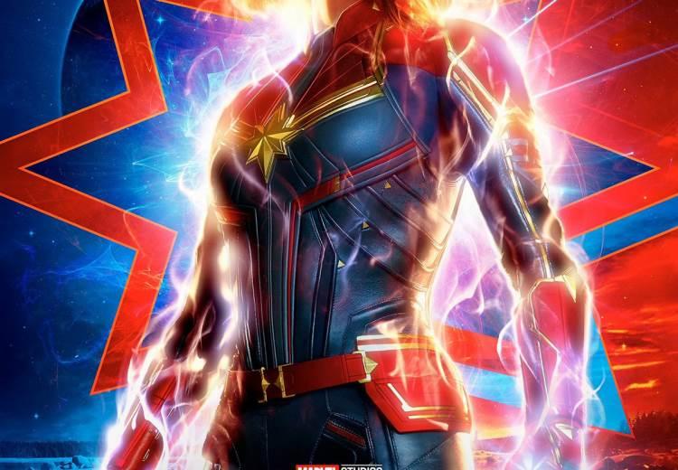 Movie Database Captain Marvel