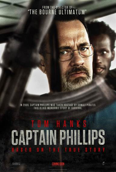 Captain Phillips Theatrical Review