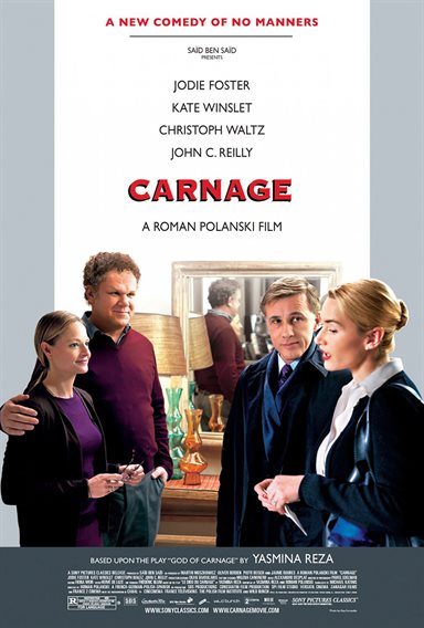 Carnage © Sony Pictures Classics. All Rights Reserved.